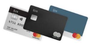 Gratis bankrekening N26