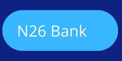 N26 bank cta