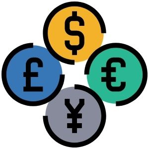 Online bankrekening openen vreemde valuta