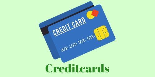 Goedkoopste bankrekening creditcards