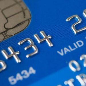 Bankrekening met creditcard