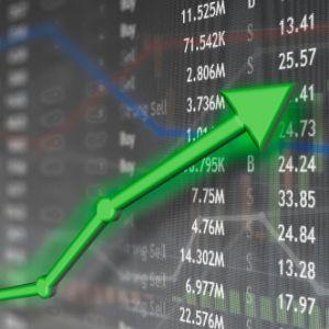 Geld investeren in aandelen
