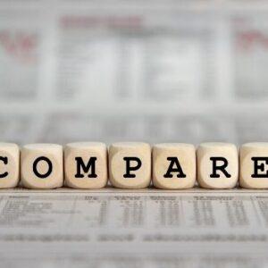 Beleggingsrekeningen vergelijken