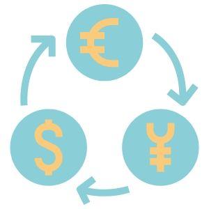 Wisselkoersopslag en transactiekosten