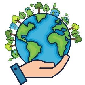 bankafschrift en milieu