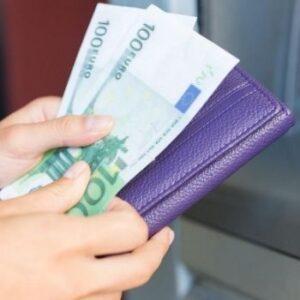 Geld pinnen met creditcard