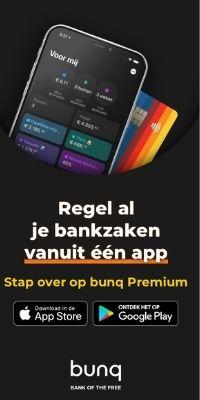 bunq premium bankrekening