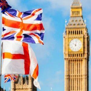 Geld overmaken naar Engeland