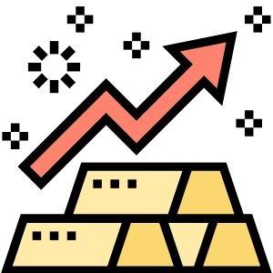 Spaargeld investeren in goud