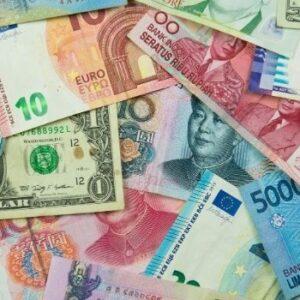 Vreemde valuta rekening