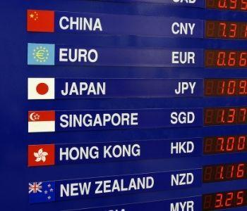 giraal geld wisselkoers