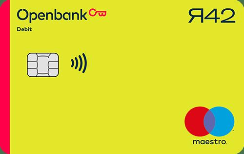 openbank betaalpas