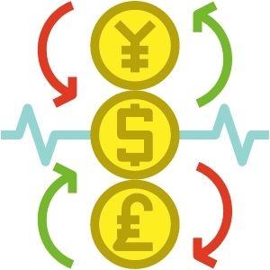 Currency converter wisselkoersen