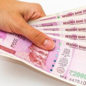 Euro naar INR