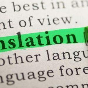 Slechte financiële vertalingen