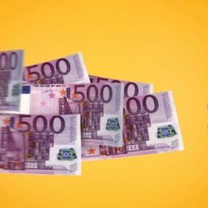 Geld ontvangen uit buitenland