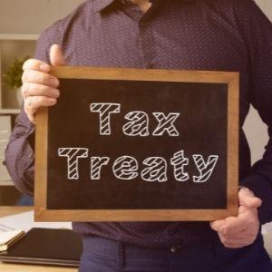 Bronbelasting buitenlands dividend belastingverdrag
