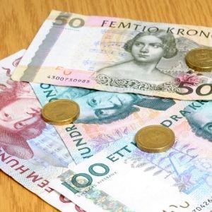 Sparen Zweedse kronen