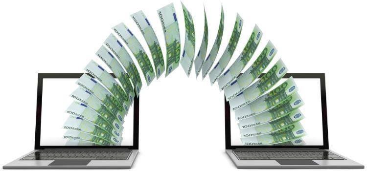Geld online verzenden